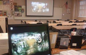 Letty's classroom!